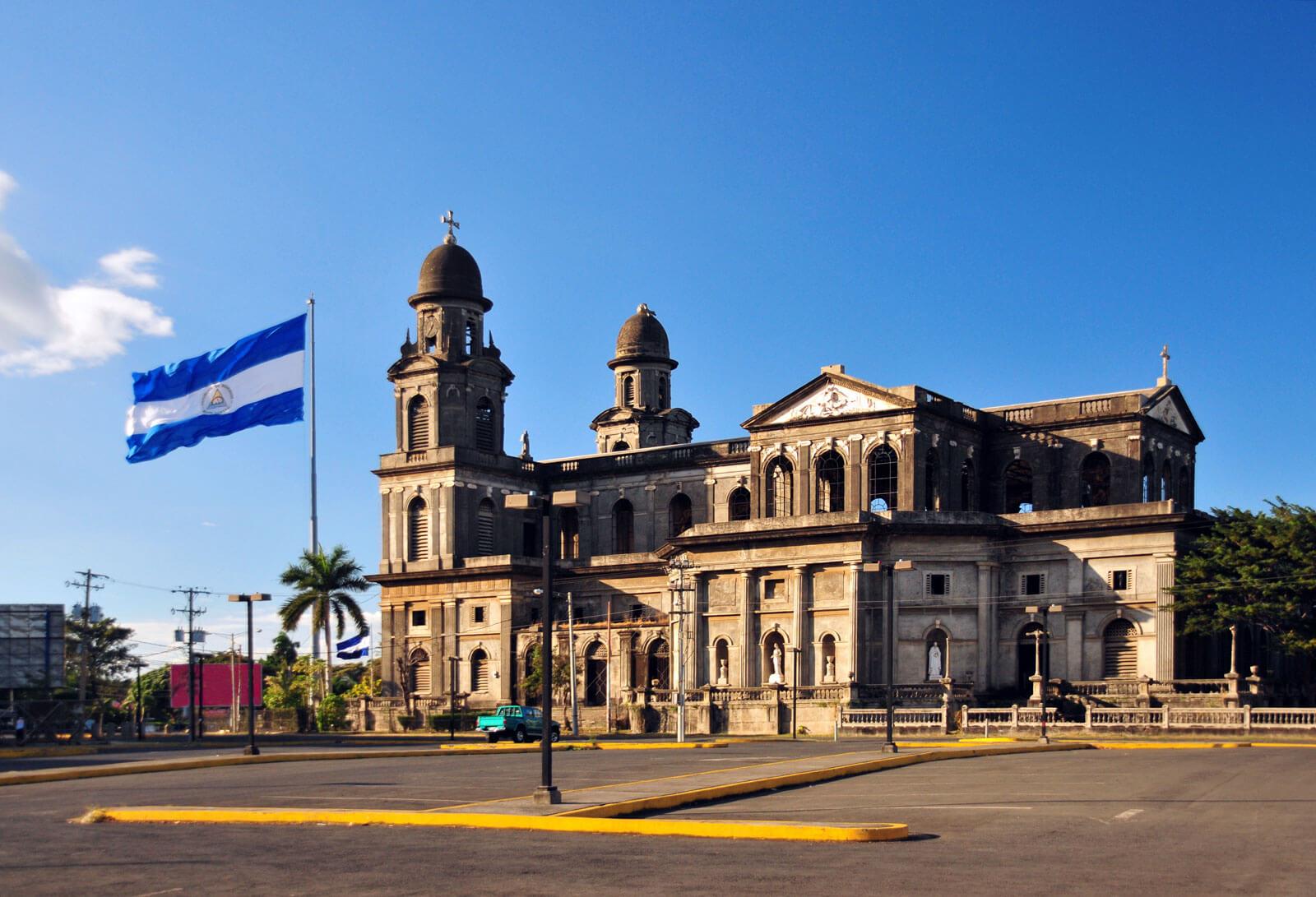 plaza de la revolución nicaragua